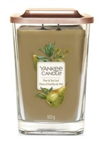 Yankee Candle Elevation Pear and Tea Leaf 552g