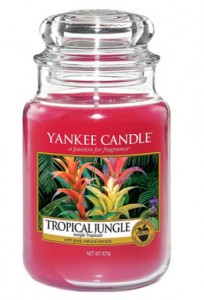 Yankee Candle Large Jar Tropical Jungle 623g