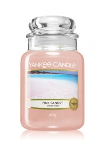 Yankee Candle Large Jar Pink Sands 623g