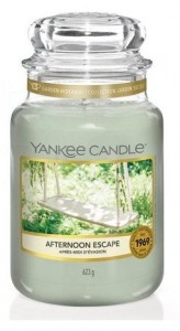 Yankee Candle Large Jar Afternoon Escape 623g