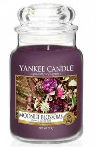 Yankee Candle Large Jar Moonlit Blossoms 623g