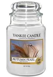 Yankee Candle Large Jar Autumn Pearl 623g