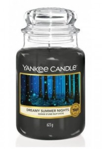Yankee Candle Large Jar Dreamy Summer Night  623g